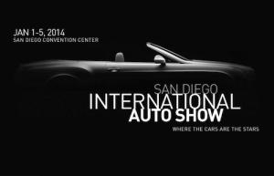 January 2013 San Diego International Auto Show
