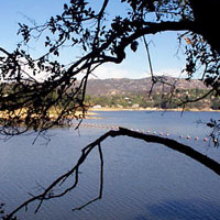 20 ways to chill out in san diego this sunday hotel for Lake dixon fishing